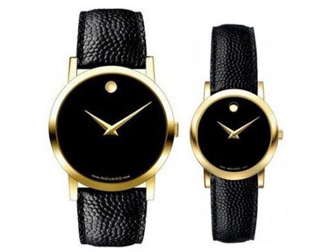 Cặp đồng hồ giá bình dân này được cho là đồng hồ đôi của vị Lãnh đạo Triều Tiên Kim Jong-un và vợ
