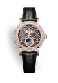Đồng hồ Graff GraffStar Icon Automatic Diamond Rose Gold Black Mother Of Pearl GSA38PGDMPTL