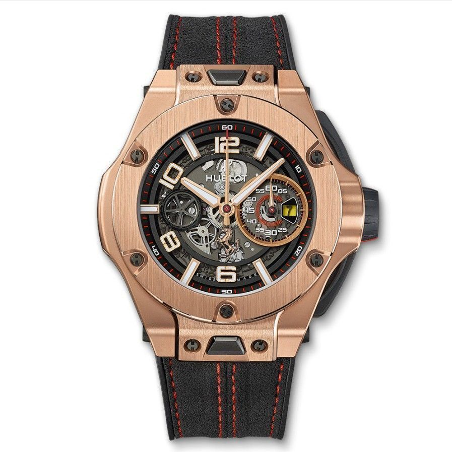 Hublot Big Bang Ferrari Unico King Gold 402.OX.0138.WR
