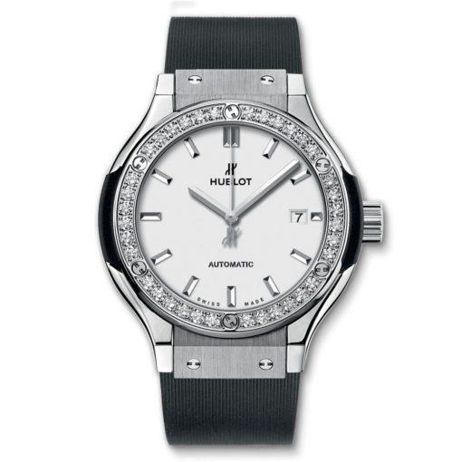 Đánh giá đồng hồ Hublot Classic Fusion Automatic Titanium 33mm