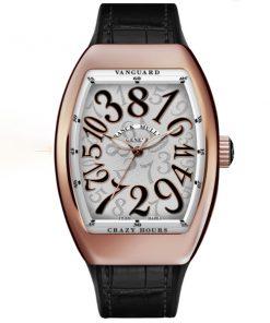 Đồng hồ Franck Muller Vanguard Crazy Hours™ Lady V 32 CH NR