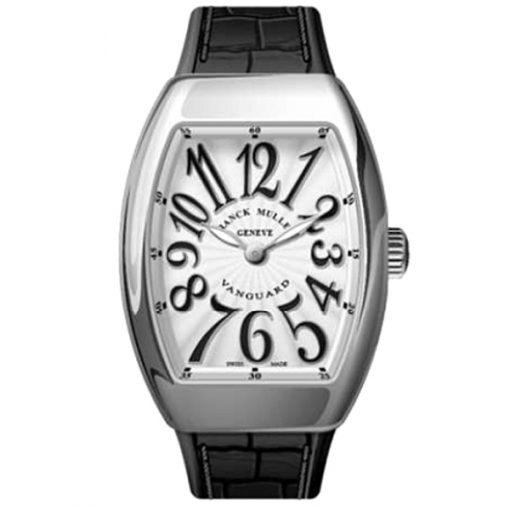 Đồng hồ Franck Muller Vanguard Lady Steel Automatic 38 mm V 29 SCAT FO