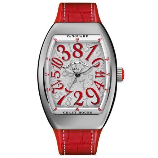 Đồng hồ Frank Muller Vanguard Crazy Hours™ Lady V 32 CH RG
