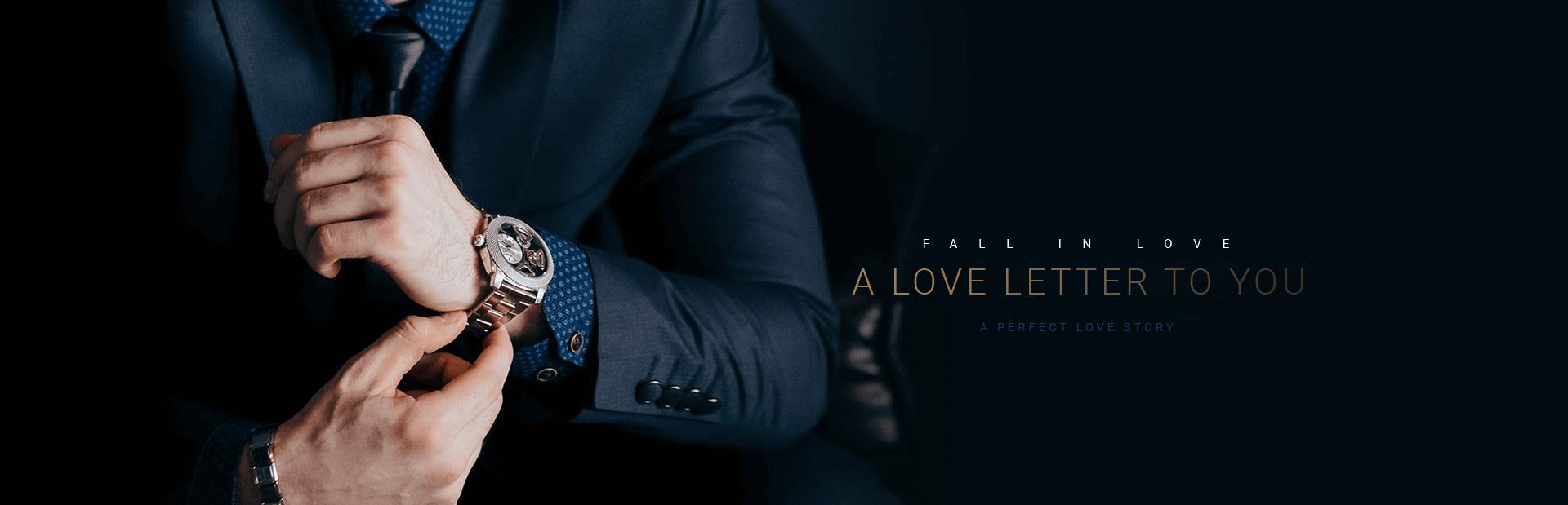 đồng hồ đức tín luxury