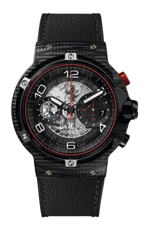 Đức tín luxury - Đồng hồ Classic Fusion Ferrari GT 3D Carbon 526.QB.0124.VR