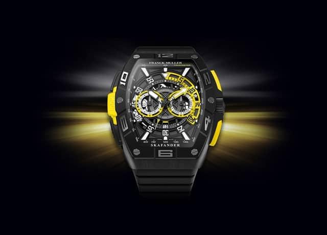 đồng hồ Franck Muller authentic