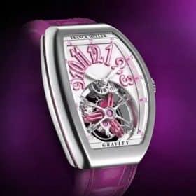 Đồng hồ Franck Muller Vanguard Lady Tourbillon GravityDành Riêng Cho Nữ
