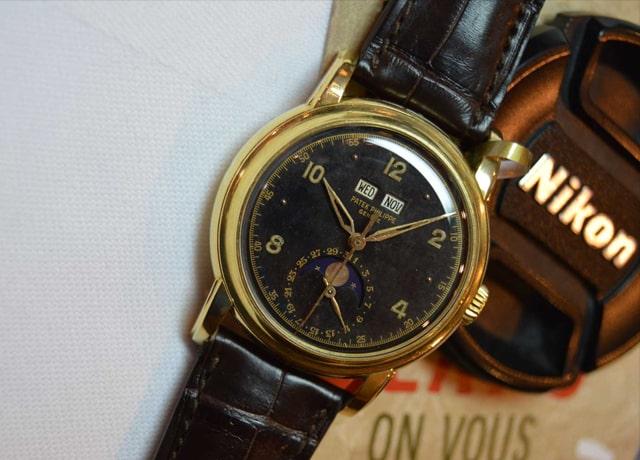 Đồng hồ Patek Philippe cũ