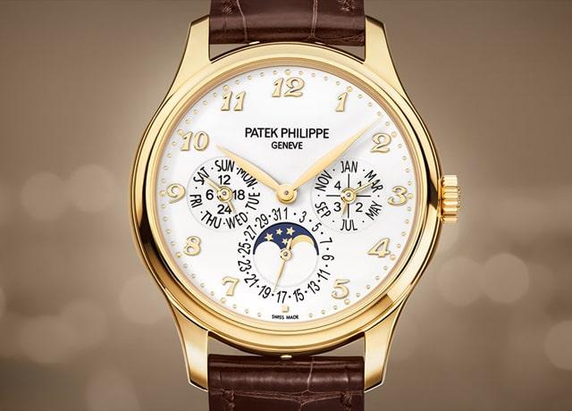 Đồng hồ Patek Philippe Hà Nội