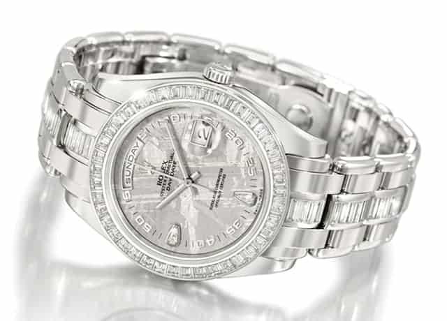 Thương hiệu đồng hồ Rolex đắt nhất thế giới