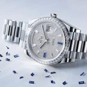 Phụ Kiện Không Thể Thiếu Của Các Quý Bà- Đồng Hồ Rolex Nữ