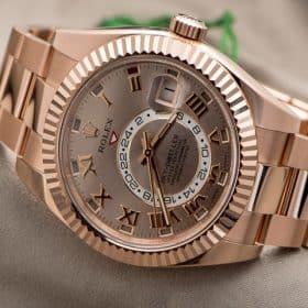 Làm Thế Nào Để Chọn Được Chiếc Đồng Hồ Rolex Làm Quà Tặng?
