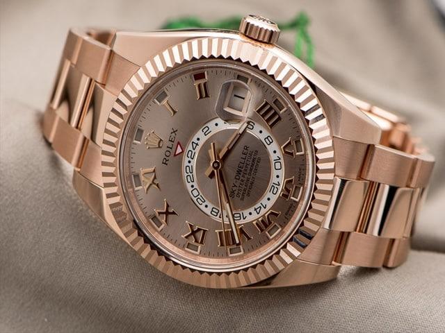 Làm thế nào để chọn được chiếc đồng hồ Rolex làm quà tặng