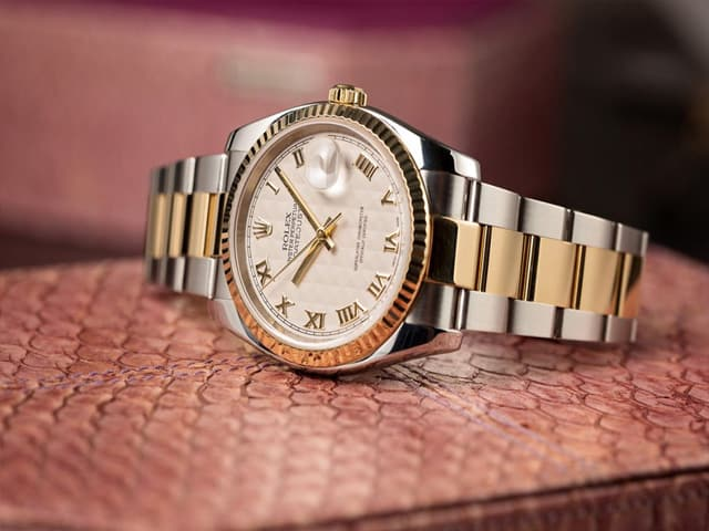 Chú ý kích thước cổ tay khi mua đồng hồ Rolex