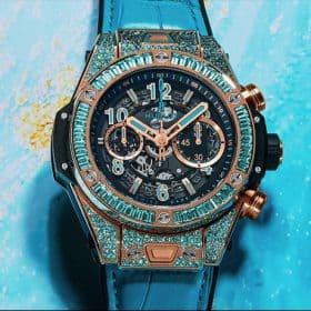 Đồng hồ Hublot chính hãng giá bao nhiêu và Top 4 siêu phẩm đồng hồ Hublot có giá vô cùng đắt