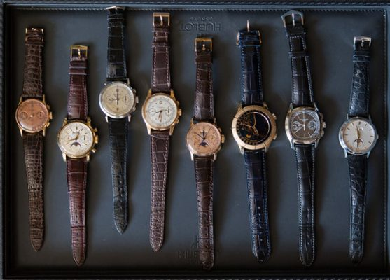 Đồng hồ Patek Philippe dây da