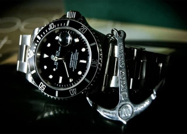 Đồng hồ nam Rolex geneve chính hãng