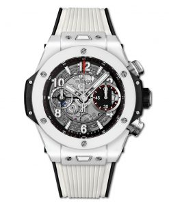 Đồng hồ Hublot Big Bang Unico White Cemaric 42 mm - 441.HX.1170.RX