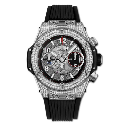 Đức tín luxury - Đồng hồ Hublot Big Bang Unico Titanium Diamond 42 mm - 441.NX.1170.RX.1704