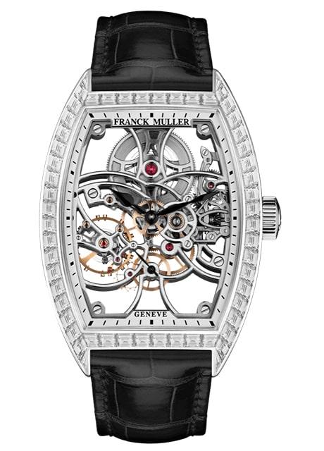 Đồng hồ Franck Muller Cintrée Curvex Skeleton 8880 B S6 SQT BAG