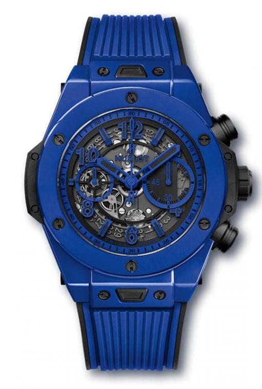 Hublot Big Bang Unico Blue Magic 45 Mm 411.ES.5119.RX