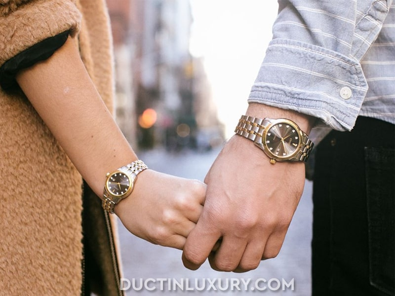 Đồng hồ đôi Citizen