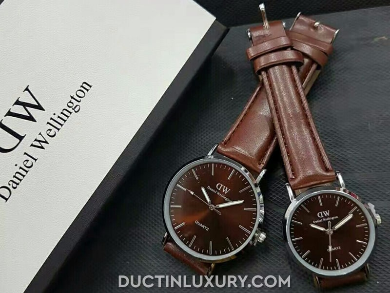 Đồng hồ cặp Daniel Wellington