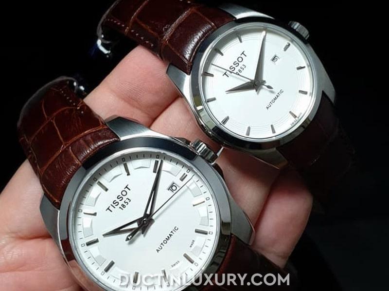 Đồng đồng hồ cặp Tissot