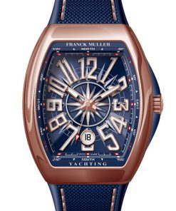 Đồng hồ FRANCK MULLER V41 VANGUARD YACHTING POLISHED ROSE GOLD