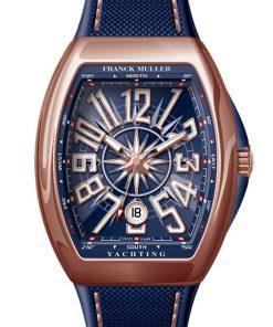Đồng hồ FRANCK MULLER V41 VANGUARD YACHTING POLISHED ROSE GOLD