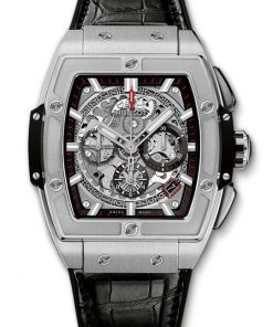 Đồng hồ Hublot Spirit Of Big Bang Titanium 42mm 641.HX.0173.LR