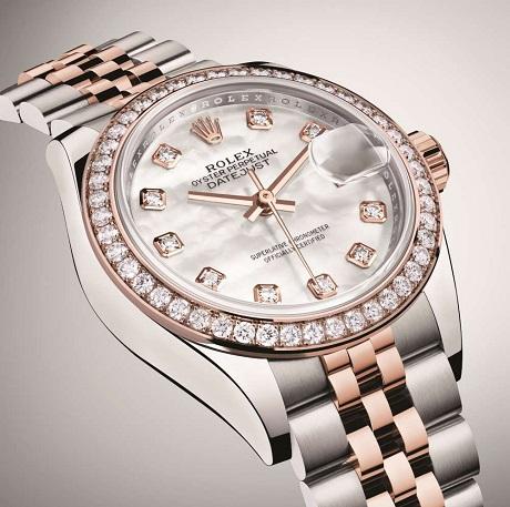 Đồng hồ Rolex nữ Lady Datejust 279381 tinh xảo và sang trọng