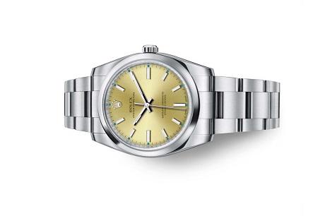Giá Đồng hồ Rolex nữ chính hãng Oyster Perpetual 114300-0003: 125 triệu VNĐ
