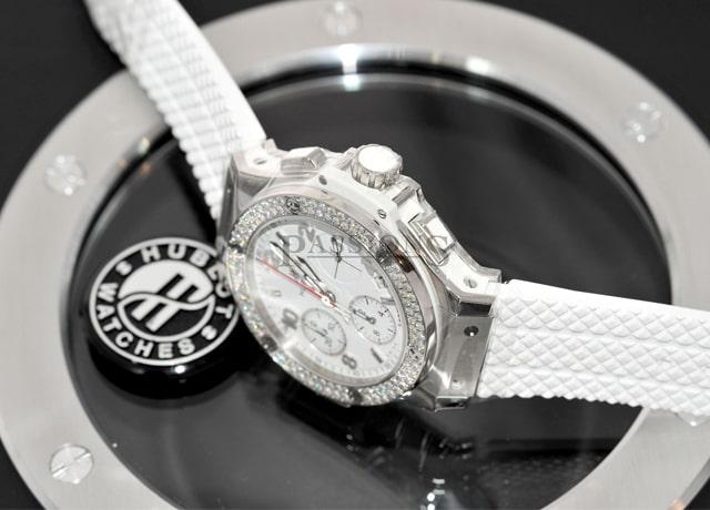 Đồng hồ nữ Hublot 342.se.230.rw.174 đẹp kiêu sa trong từng góc nhìn