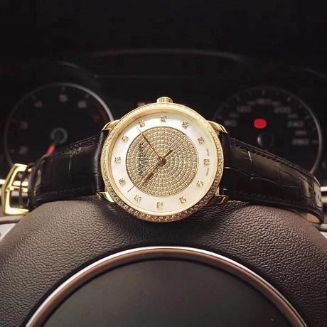 Đồng hồ Patek Philippe Geneve Fake có thể nhận biết qua số Seri