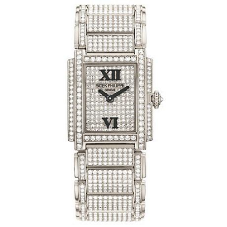 Patek Philippe Ladies Twenty-4 với hàng trăm viên kim cương đắt giá