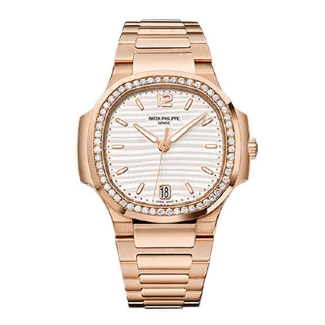 Patek Philippe Nautilus Automatic Diamond Ladies Watch 35.2 mm Ref.7118/1200R-001