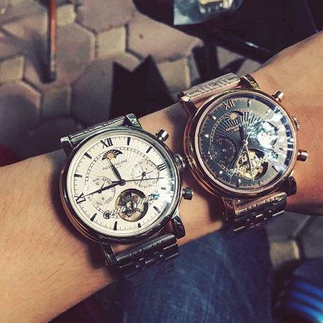 Những chiếc đồng hồ Patek Philippe Fake Hà Nội có thiết kế tinh vi