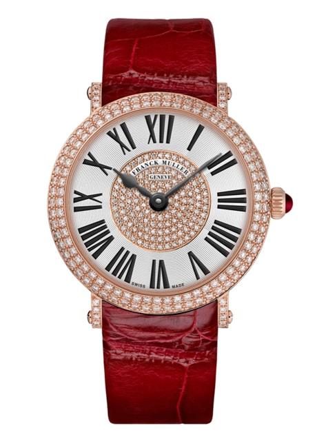Đồng hồ Franck Muller nữ Round Classic 8038 QZ D CD 1P