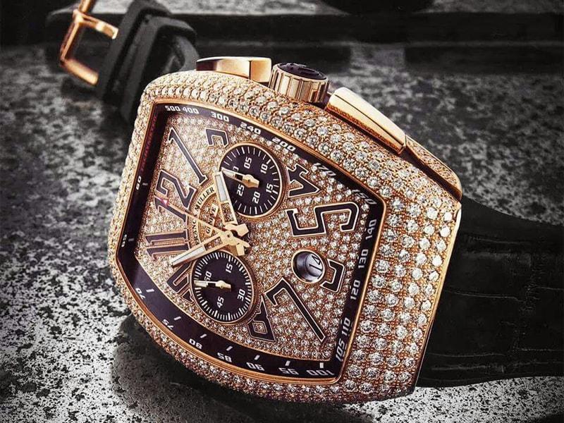 Đồng hồ nữ Franck Muller tinh xảo đến từng chi tiết