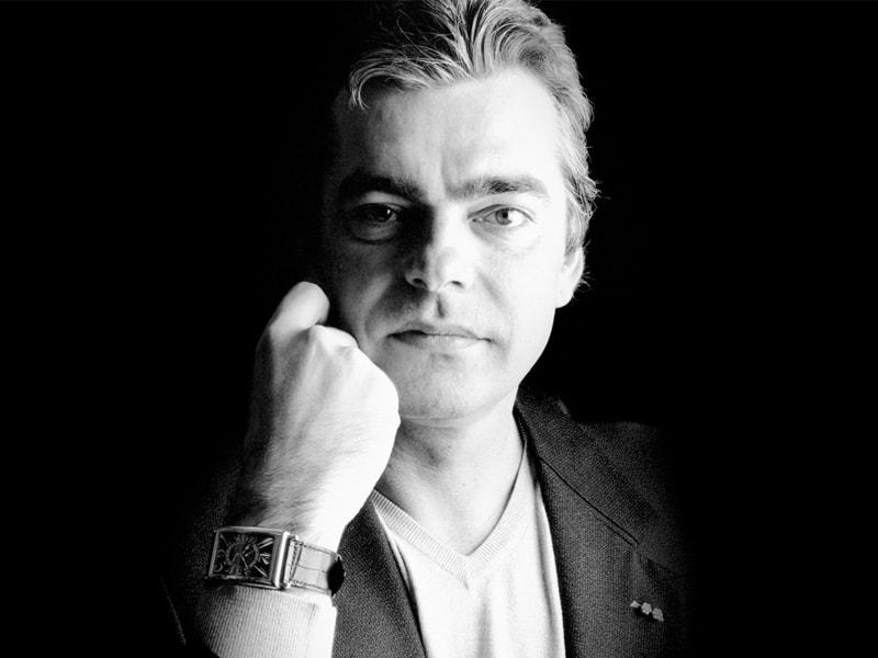 Chân dung người nghệ sĩ Franck Muller