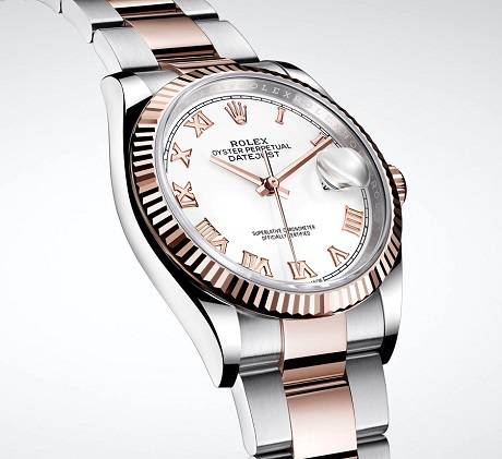Dây đeo đồng hồ Oyster Perpetual Datejust