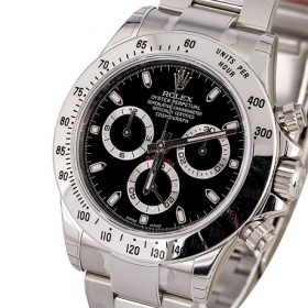 Giá đồng hồ Rolex Cosmograph Daytona 116520-0015: 305 triệu VNĐ