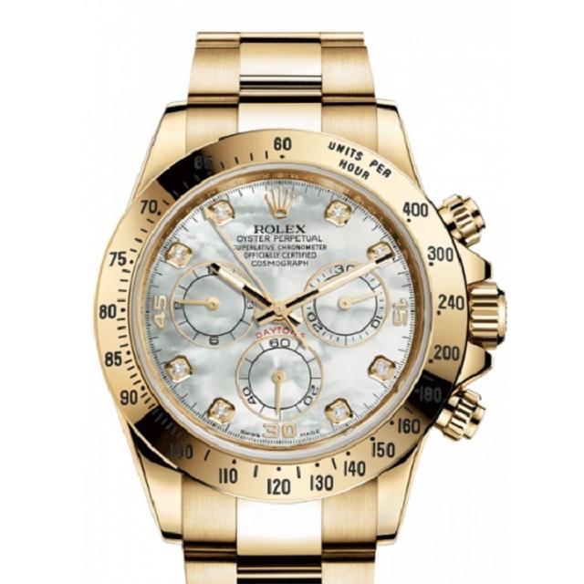 Giá đồng hồ Rolex Cosmograph Daytona 116528-0032: 1 tỷ VNĐ