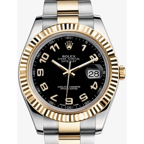 Giá đồng hồ Rolex Datejust Yellow gold 116333-0004: 295 triệu VNĐ