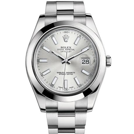 Giá đồng hồ Rolex nam Datejust 116300-0003: 180 triệu VNĐ