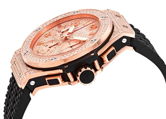Đồng hồ nữ Hublot Big Bang Chronograph 41mm Midsize Watch 341.PX.9010.RX.1704