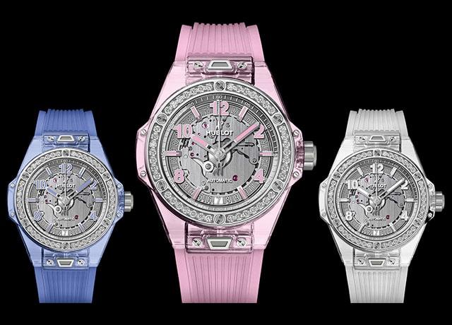 Những mẫu đồng hồ nữ Hublot Big Bang quyến rũ người nhìn từ lần đầu xuất hiện