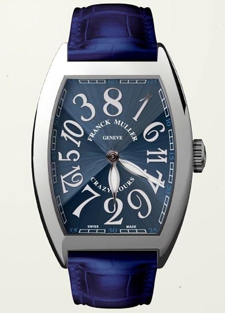 giá đồng hồ Franck Muller