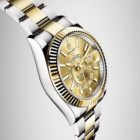 Đồng hồ Rolex nam Oyster Perpetual Sky-Dweller